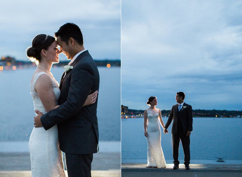 seattle blue hour wedding portrait photography.jpg