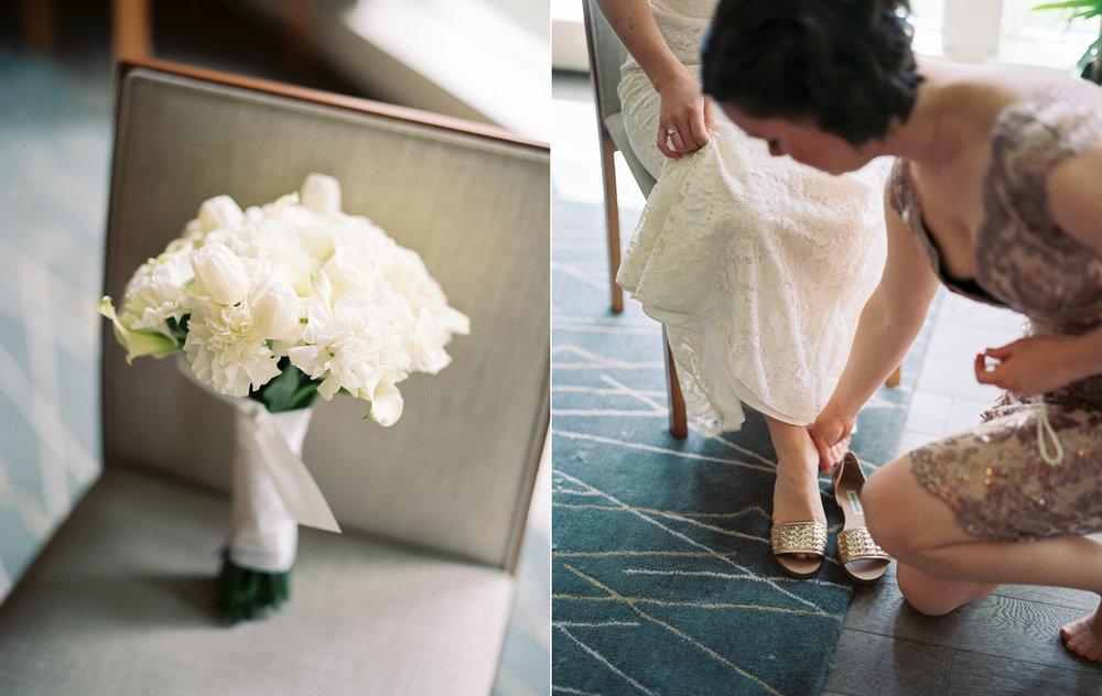 seattle bride white flower bouquet wedding photography.jpg