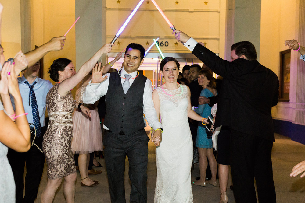 seattle south lake union mohai wedding sendoff.jpg