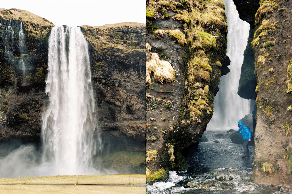 iceland seljalandsfoss waterfall diptych.jpg