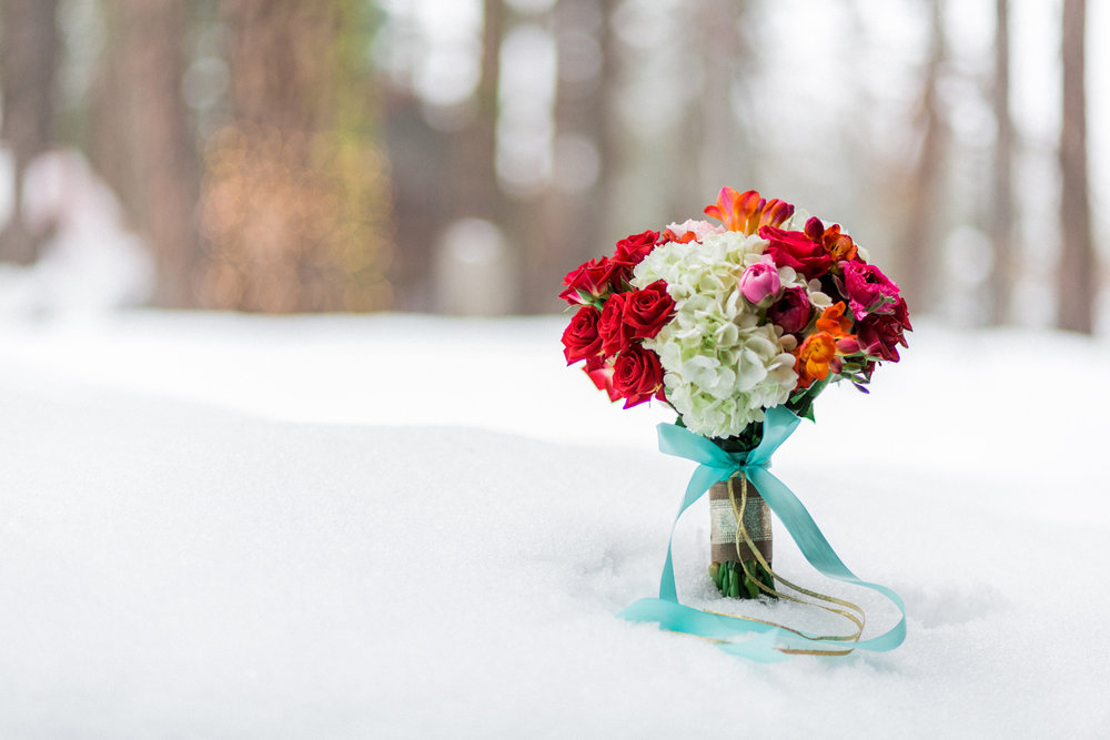 Sleeping Lady Resort Wedding Winter Flower Bouquet.jpg