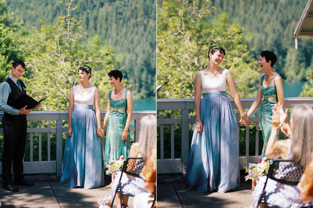 Rattlesnake Lake Cedar River Watershed Same Sex Wedding.jpg