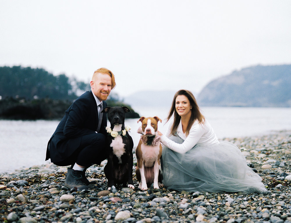 Seattle Area Formal Engagement Session with dogs.jpg