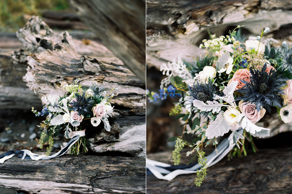 Moody Pacific Northwest Wedding Bouquet by Smashing Petals.jpg