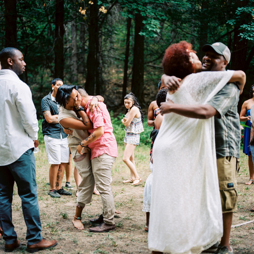 leavenworth campground boho wedding ceremony in the woods.jpg