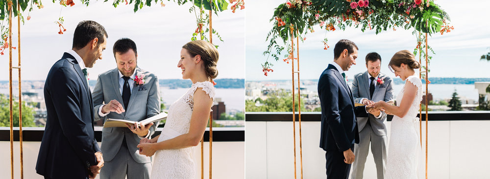 Seattle Queen Anne Intimate Rooftop Wedding Photographer.jpg