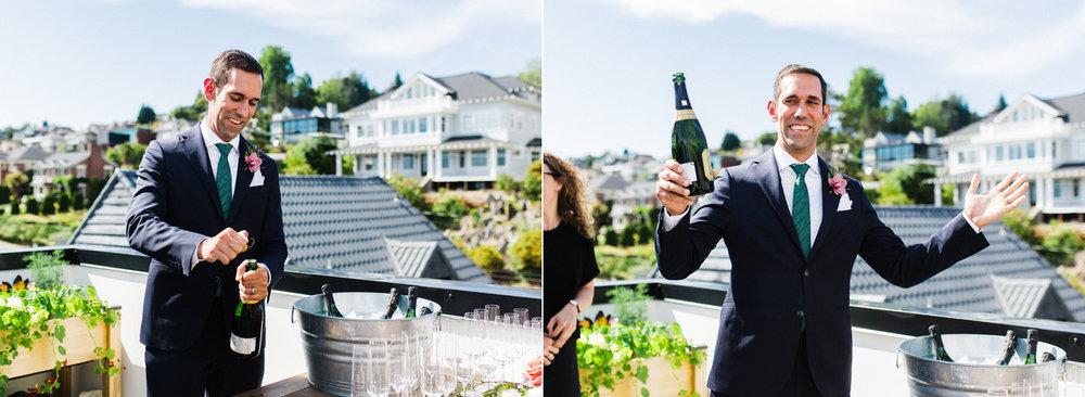 Seattle Queen Anne Rooftop Wedding Photography.jpg