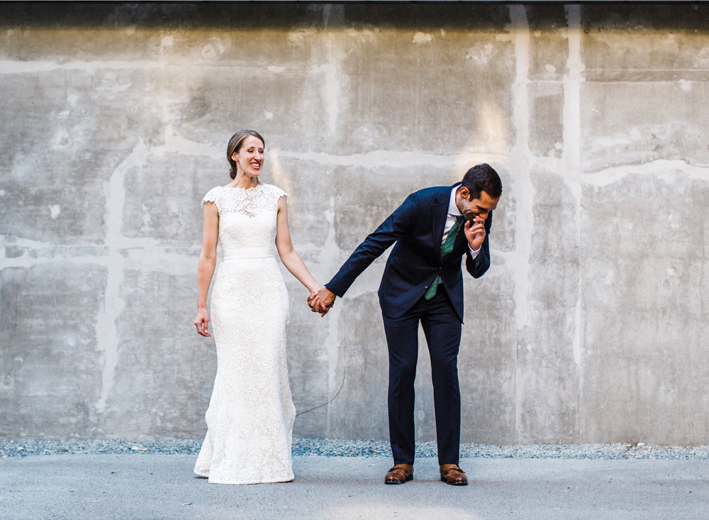 Seattle Modern Wedding Photography Capital Hill Bride and Groom.jpg
