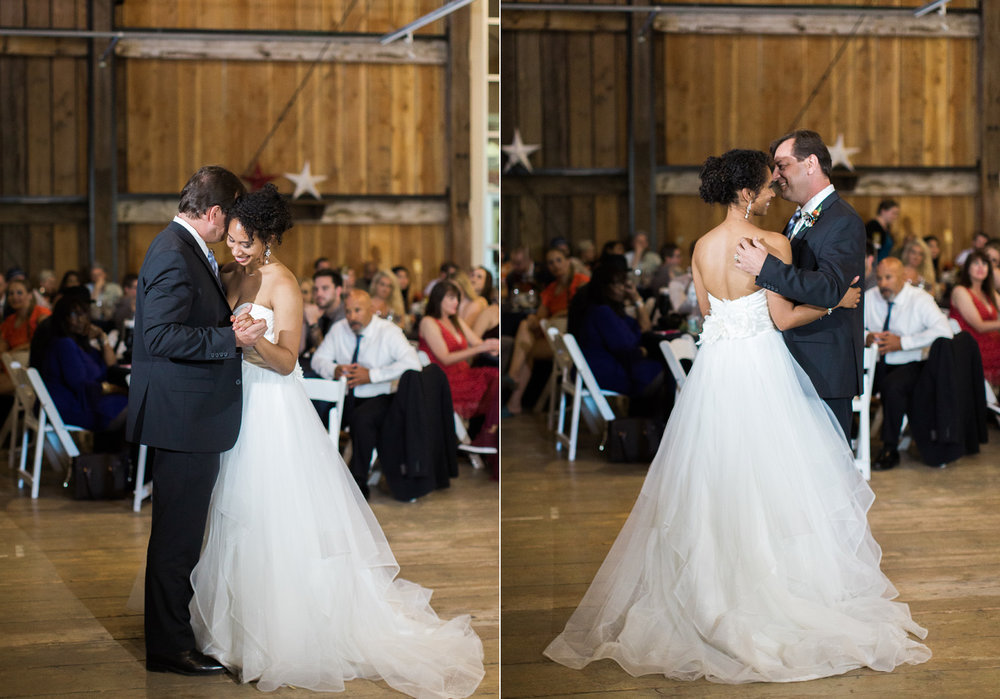 Seattle Wedding Photography Father Daughter Pickering Barn Dance.jpg