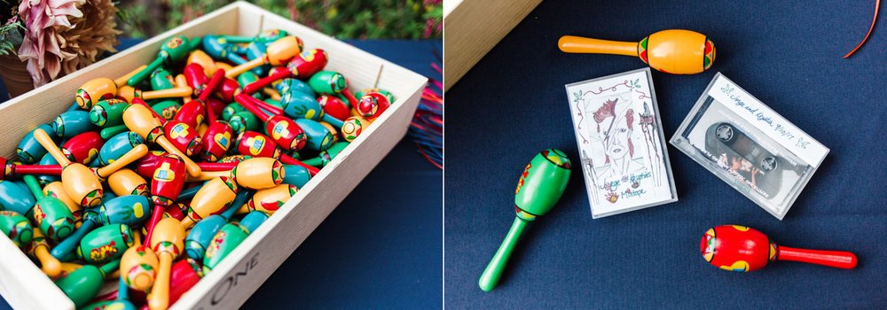 Wedding Favor Mixtape and Maracas Wedding Photography.jpg
