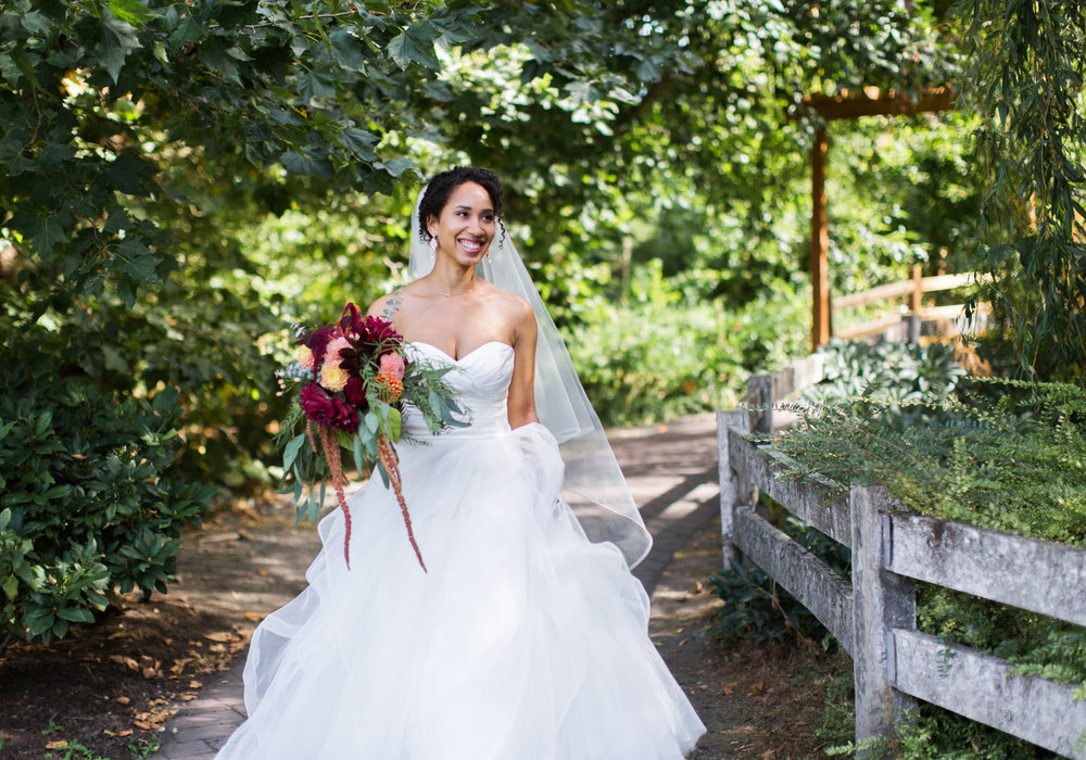 Seattle African American Bridal Wedding Photography.jpg