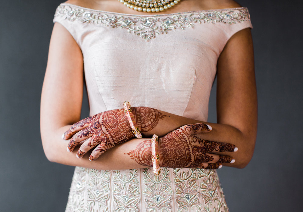 Alexandra Knight Photography Seattle Indian Wedding Photography henna and blush pink lehenga dress.jpg