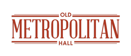 Old Metropolitan Hall, Downtown Charlottesville Wedding