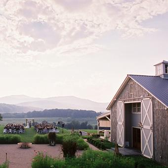 50 Romantic Weddings | Pippin Hill Farm & Vineyard