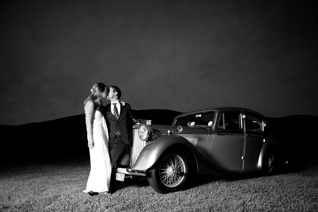1946 Mark IV Jaguar, Charlottesville Wedding Car