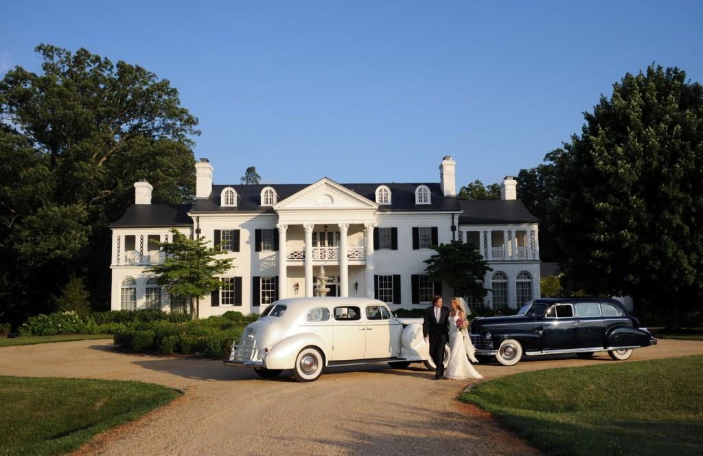 Keswick Vineyards Wedding, Charlottesville Wedding Transportation