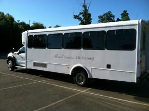 Charlottesville Buss Trip