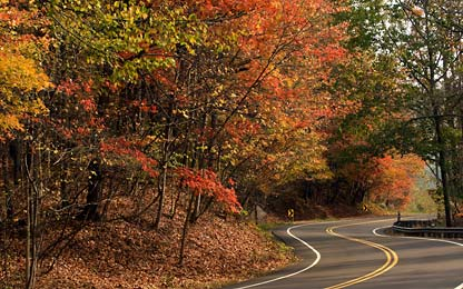 Shendoah Driving Tour, Charlottesville Tour