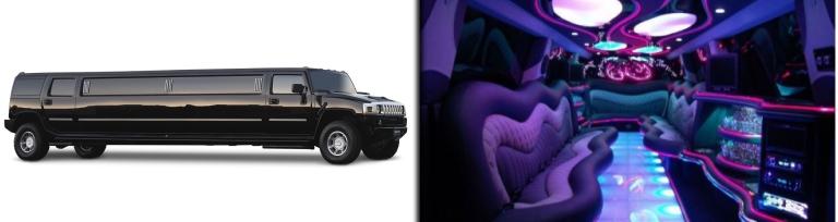 Charlottesville Hummer Limousine