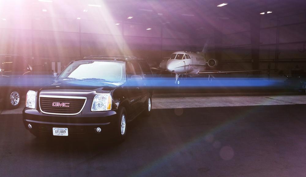 Charlottesville Landmark Aviation Transportation