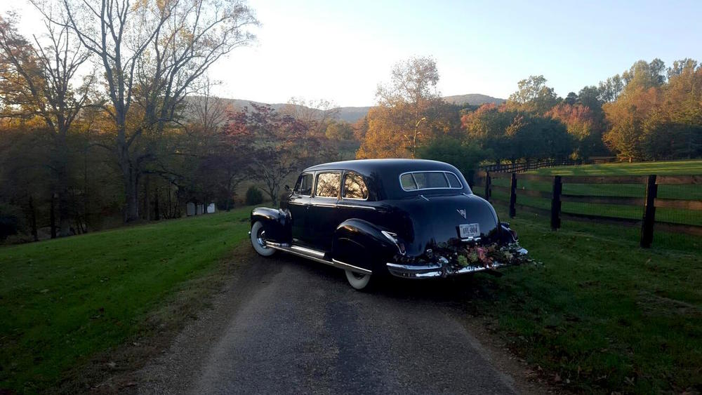 Seven Oaks Farm and Vineyard Wedding Transportation