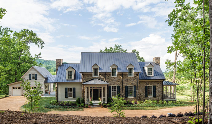2015 Southern Living Idea House