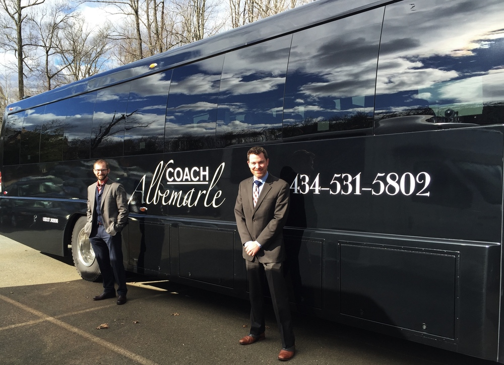 Albemarle Coach, Charlottesville Bus