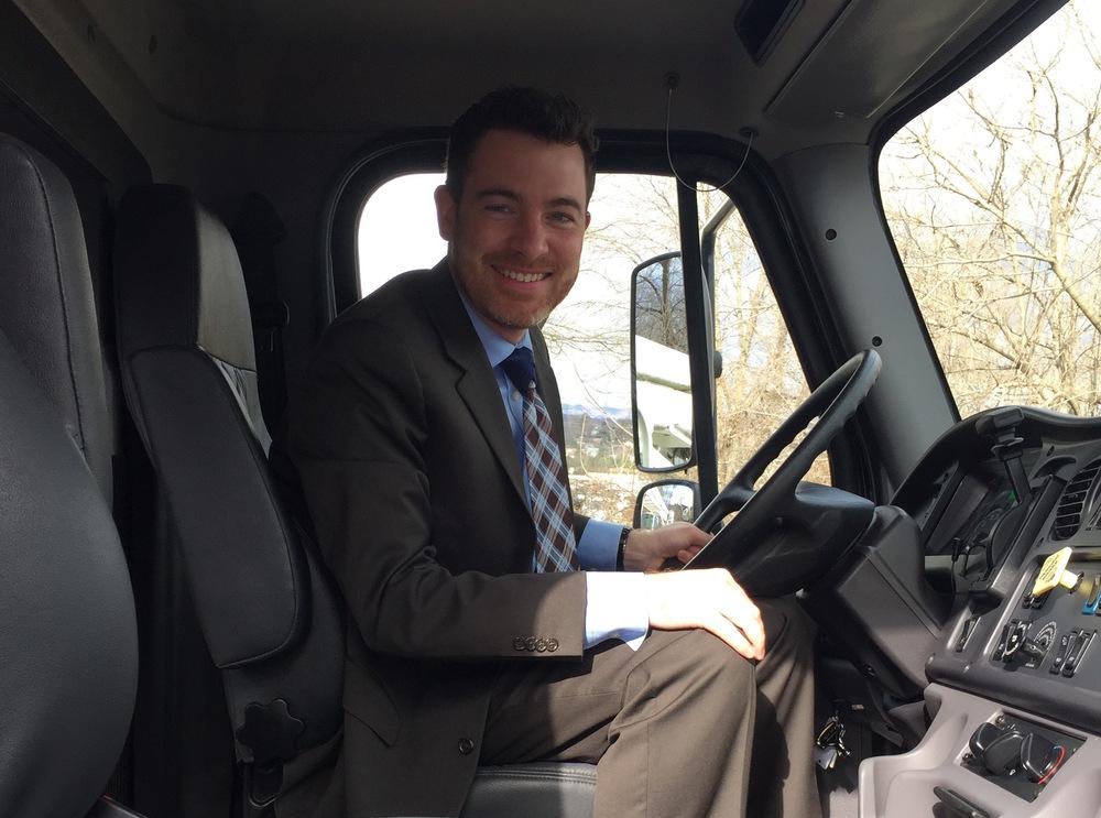 Albemarle Coach, Charlottesville Bus Trip