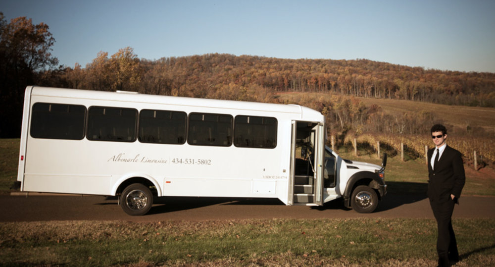 Charlottesville Wedding Coach