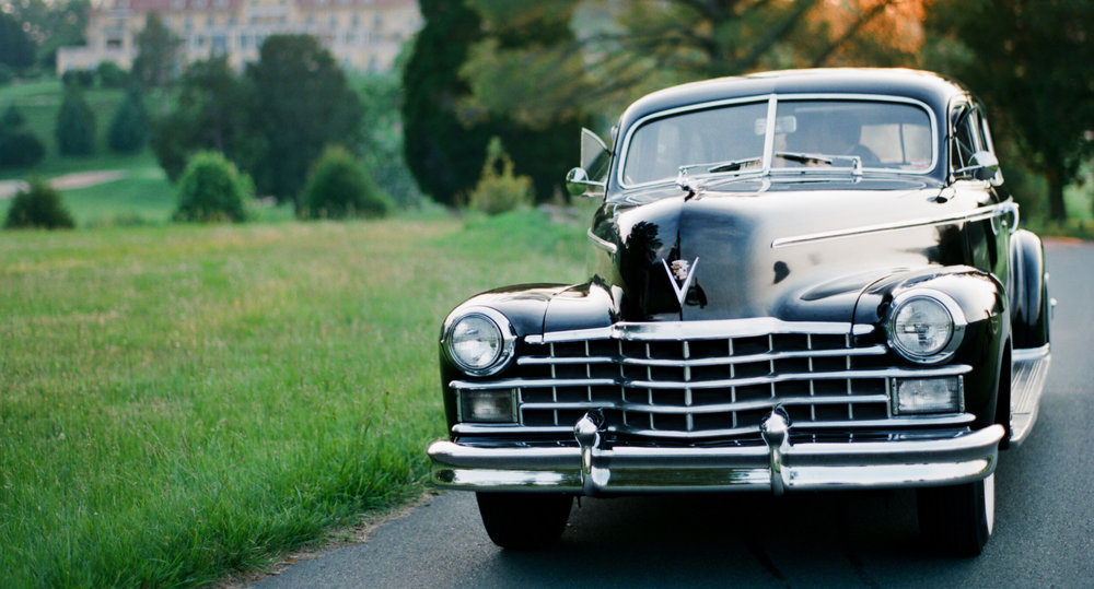 1949 Fleetwood Cadillac Limousine