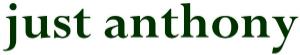 just anthony logo