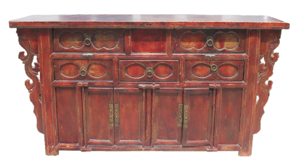 Long Shanxi sideboard, now at S$500 only! SOLD
