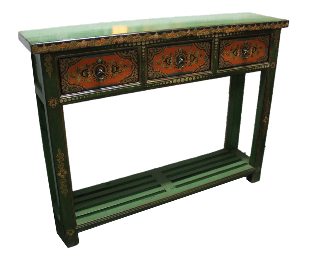 Small Tibetan table. Was S$700, now S$400! SOLD