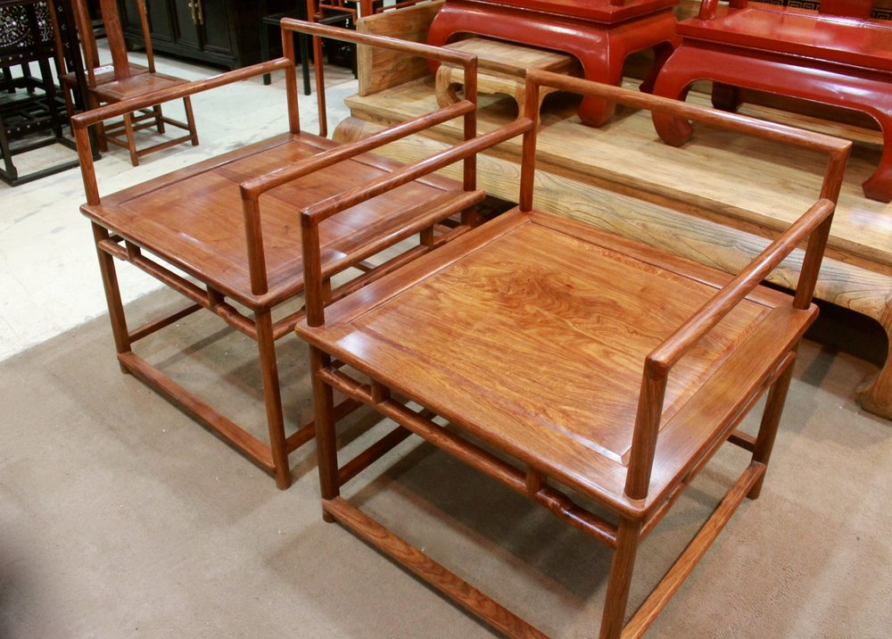 Hardwood Meditation chairs