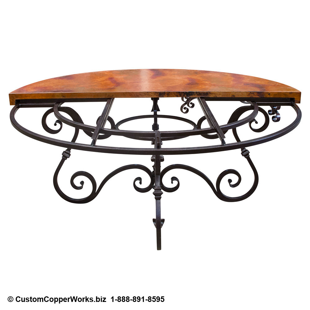 114e-round-copper-extension-table-top-forged-iron-table-base.jpg