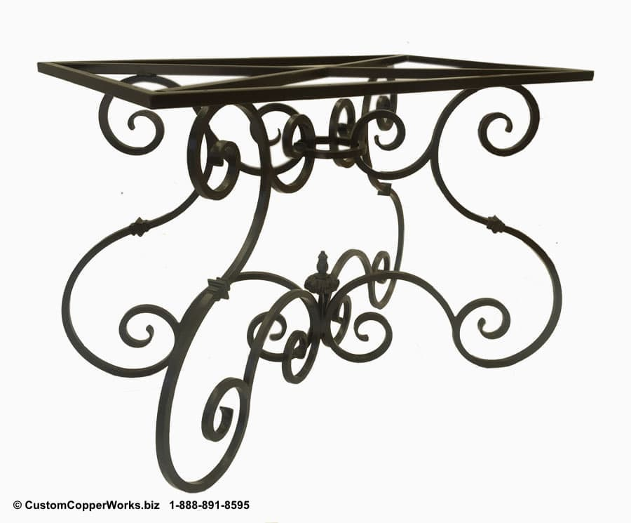 73b-Guadalajara-Oval-copper-dining-table-hacienda-style-forged-iron-table-base-Image.jpg