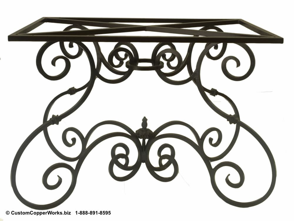 73c-Guadalajara-Oval-copper-dining-table-hacienda-style-forged-iron-table-base-Image.jpg