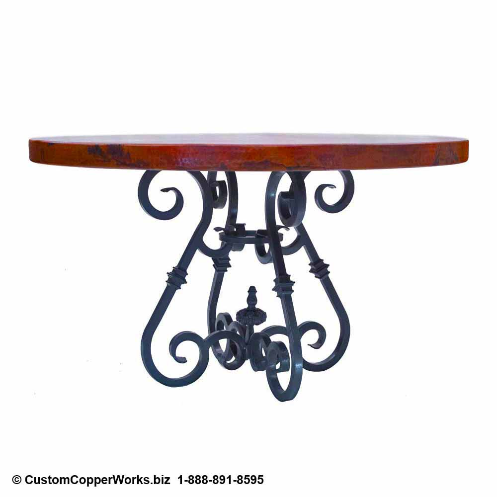 102b-Sayulita-round-copper-table-top-forged-iron-table-base.jpg