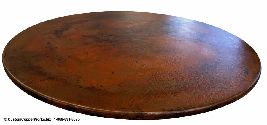 60b-San-Miguel-large-round-copper-top-dining-table-wood-pedestal-table-base.jpg