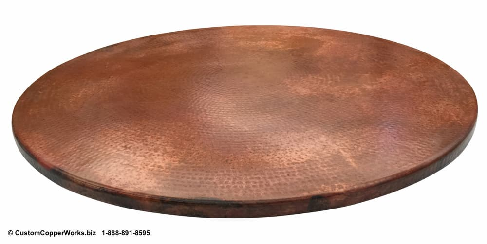 98c-Taxco-round-copper-top-dining-table-wood-pedestal-table-base-1.jpg