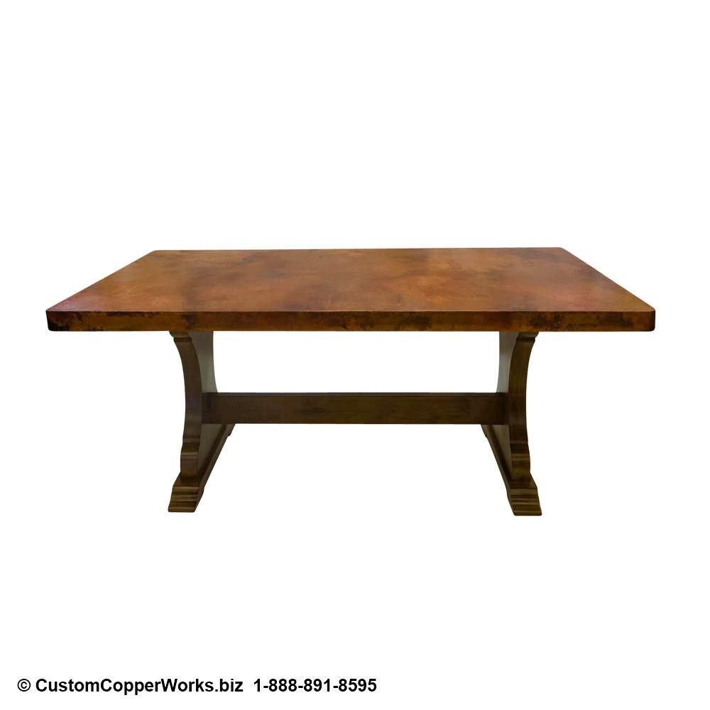 106c-Sayulita-rectangle-copper-table-top-wood-pedestal-table-base-1.jpg