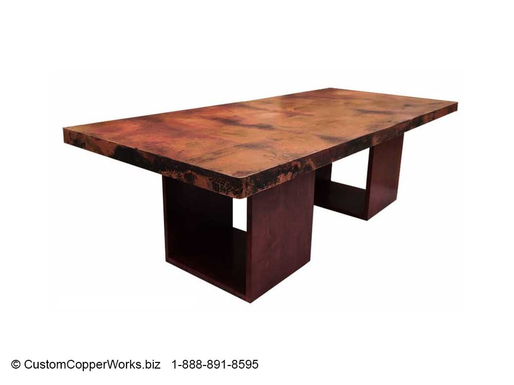 7a-large-rectangular-copper-dining-table-wood-cube-table-base .jpg