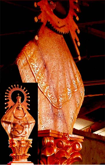Don Salvadore Y Hijos – Wood sculptured religious art.