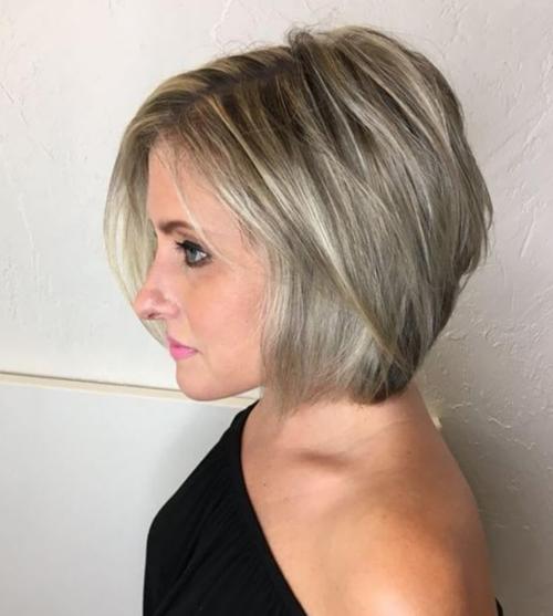 short hairstyles — balance salon