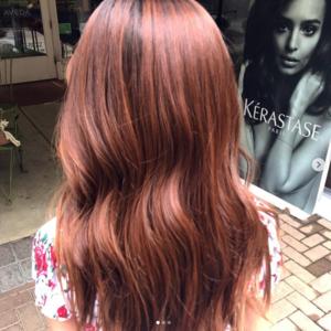 Fall Hair Color Balance Salon