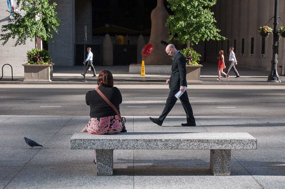 Daley Plaza, 2013
