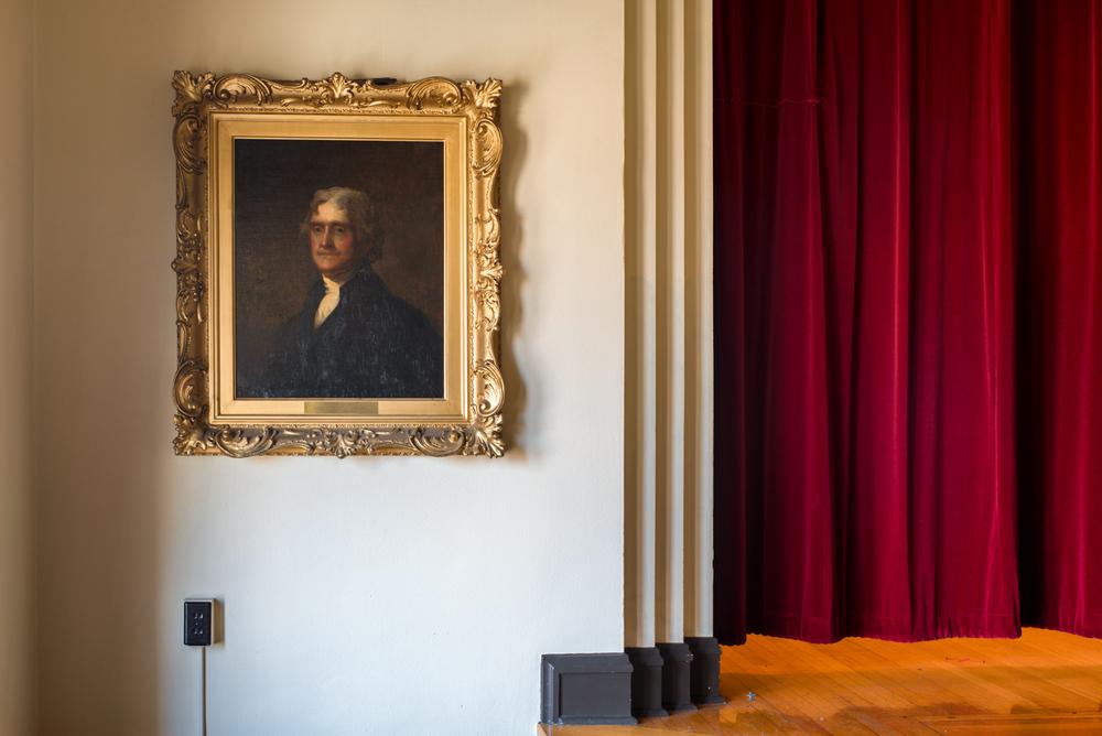 Portrait of Jefferson