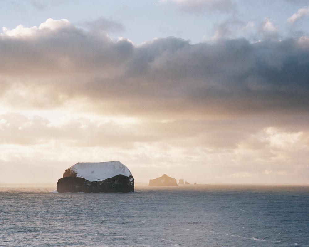 Suðurey, Vestmannaeyjar, 2015.  Project Statement