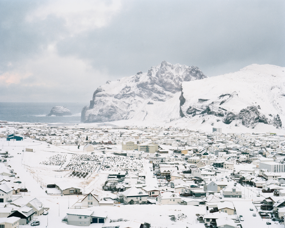 Vestmannaeyjabær, Vestmannaeyjar, 2015.  Project Statement