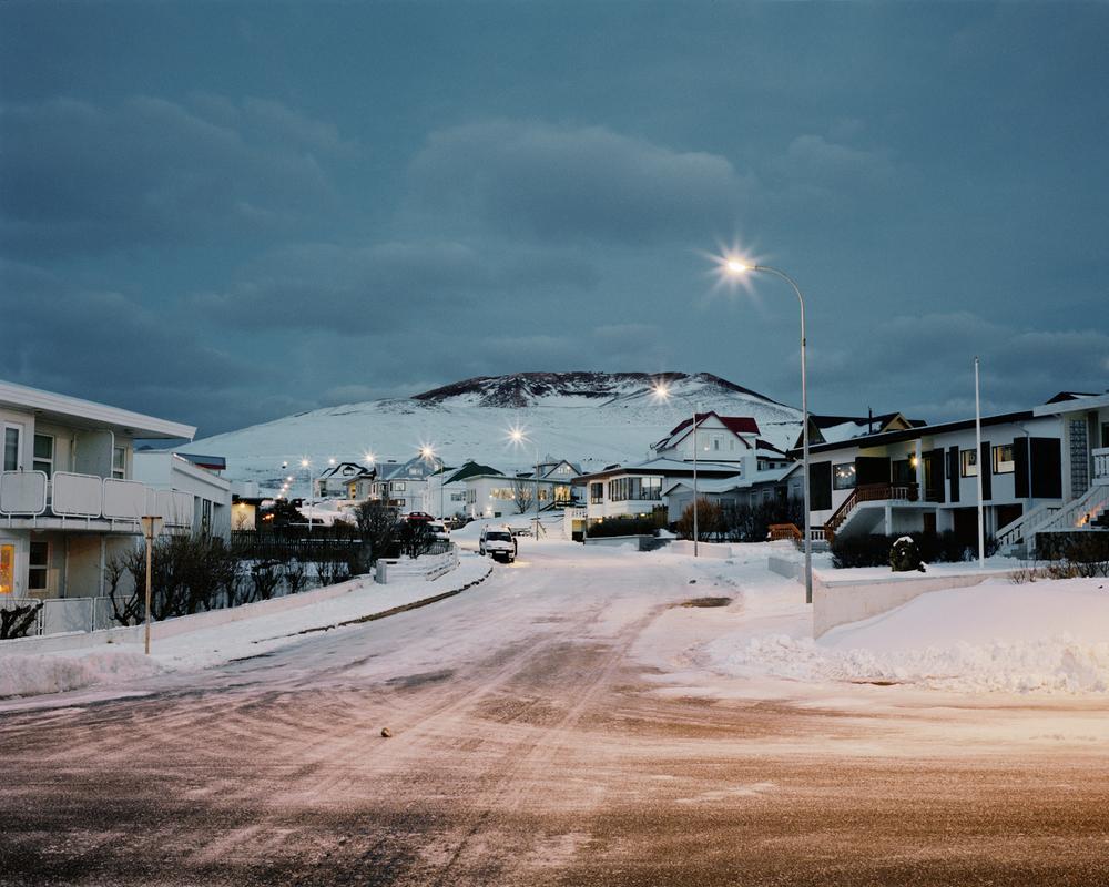 Birkihlíð, Vestmannaeyjar, 2015.  Project Statement